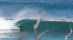 surfing margaret river.