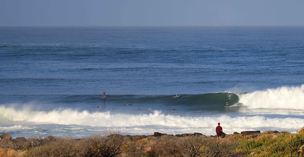 groms firing at north point