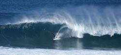 surfing margaret river, right.