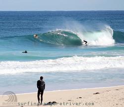 surf spots in margaret river