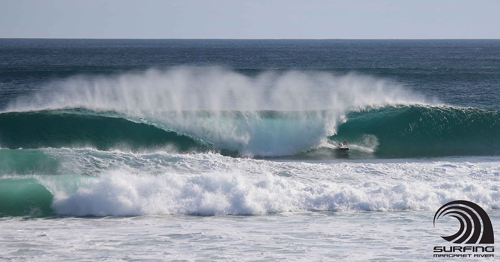 winter surf margaret river