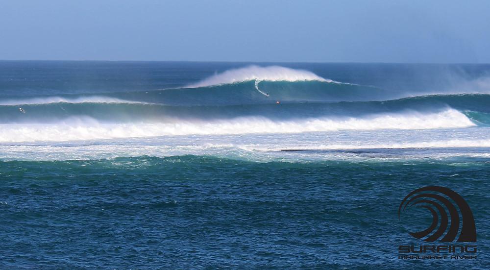 20 foot plus waves margaret river