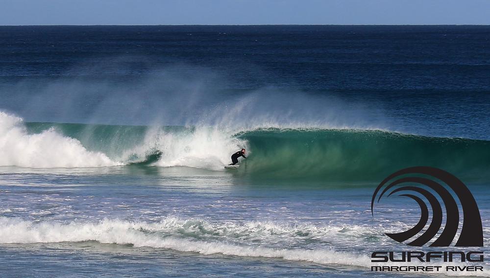 Fun waves at Boodji