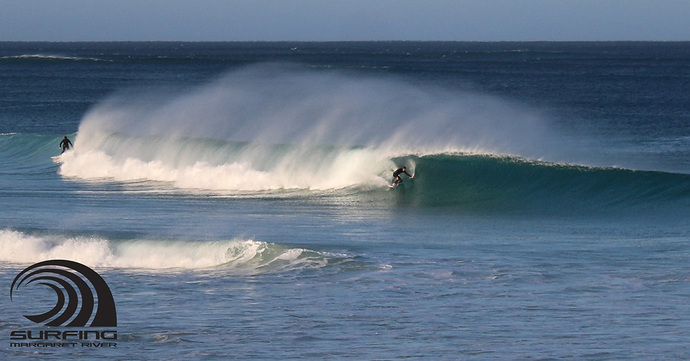 sand banks surfing margaret river