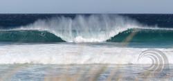 surfing margaret river, gas point.