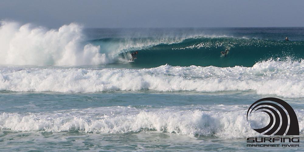 Boodji Beach barrels