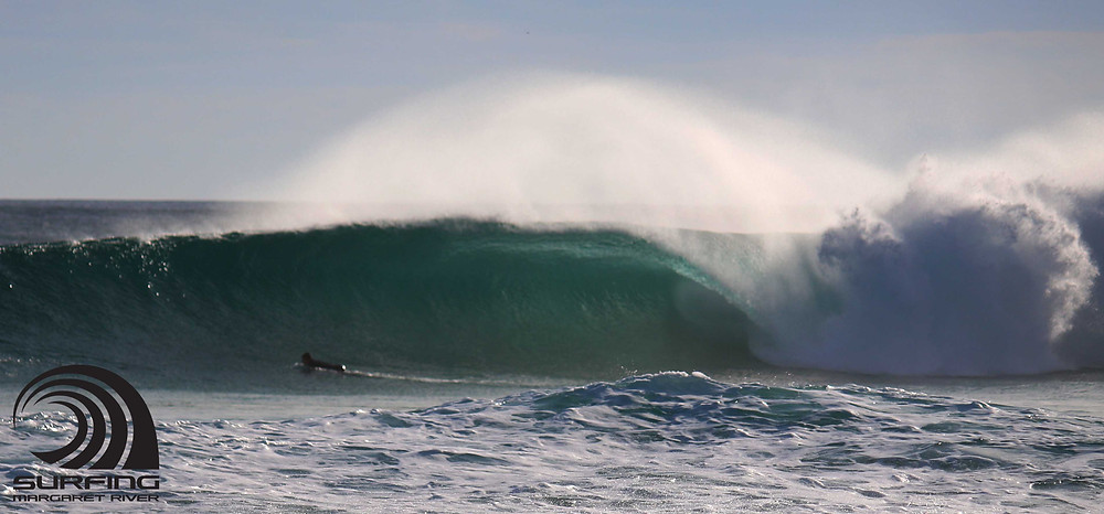 winter surf spots margaret river