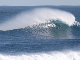 A Drop in Swell? You be the Judge...