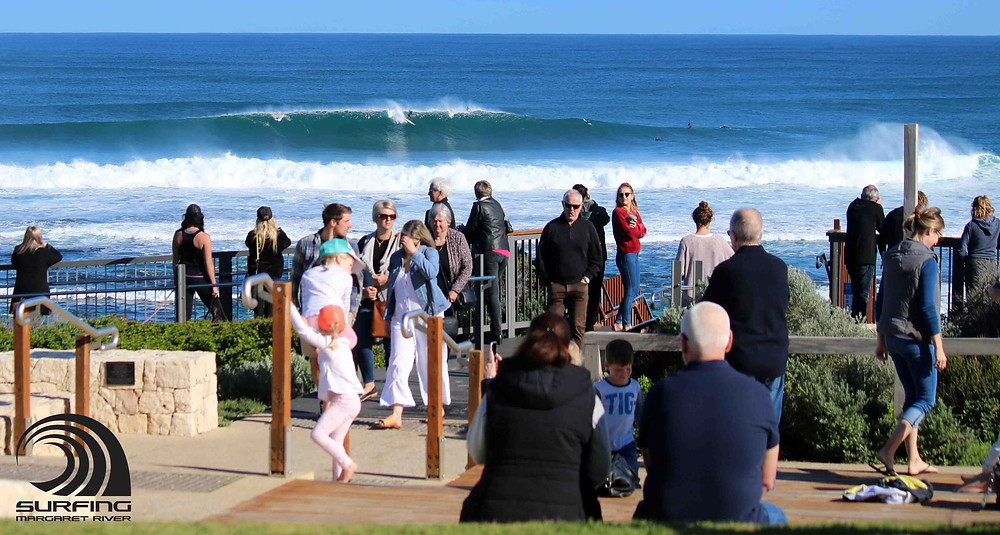 plenty to see surfers point margaret river