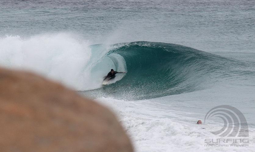 surfing margaret river, redgate.
