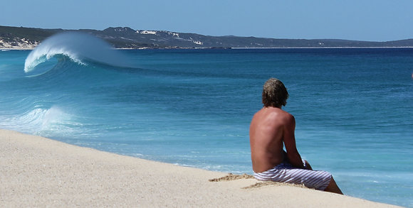 South Beach Surfer