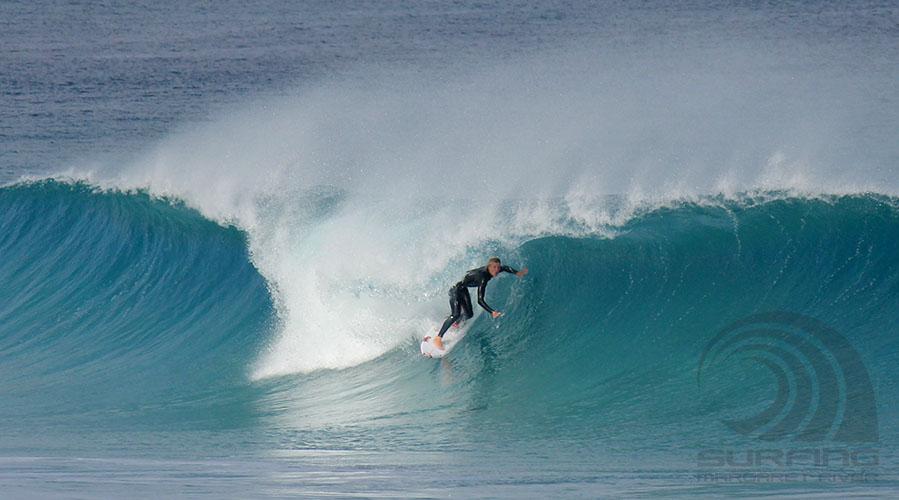 surfing margaret river, beachie.