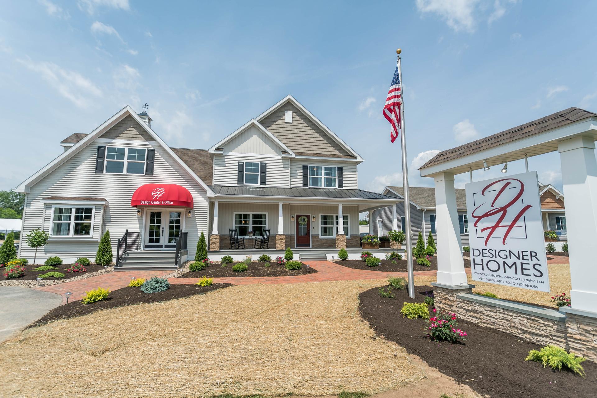 Designer Homes Of Pa Custom Modular Homes Tour Our Models In Mifflinburg