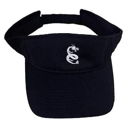 Dragons Sports Black Visor (G4 & Above)
