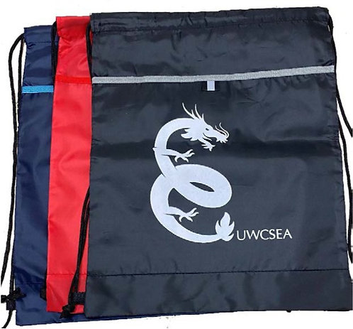 Dragons Waterproof Drawstring Bag