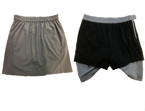 Skirts with Safety Shorts (G9–10 only)