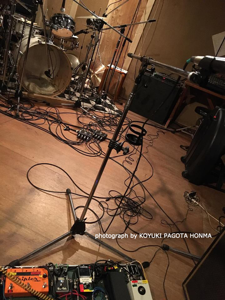 K Studio - Session Room