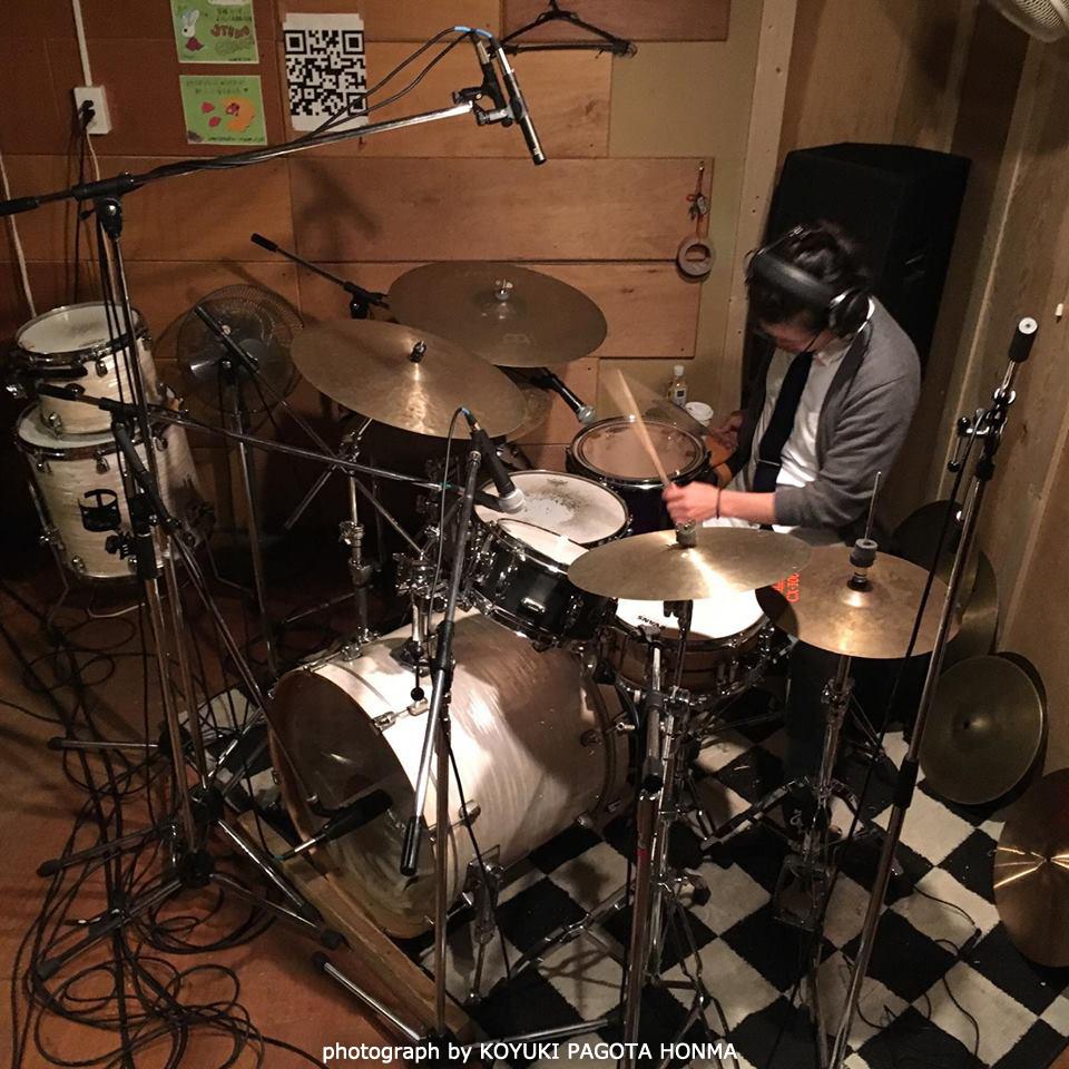 K Studio - Session Room