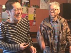 加奈崎芳太郎、コバヤシ・キンスケ