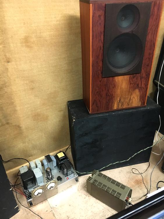TELEFUNKEN Speeker&Tube Amp