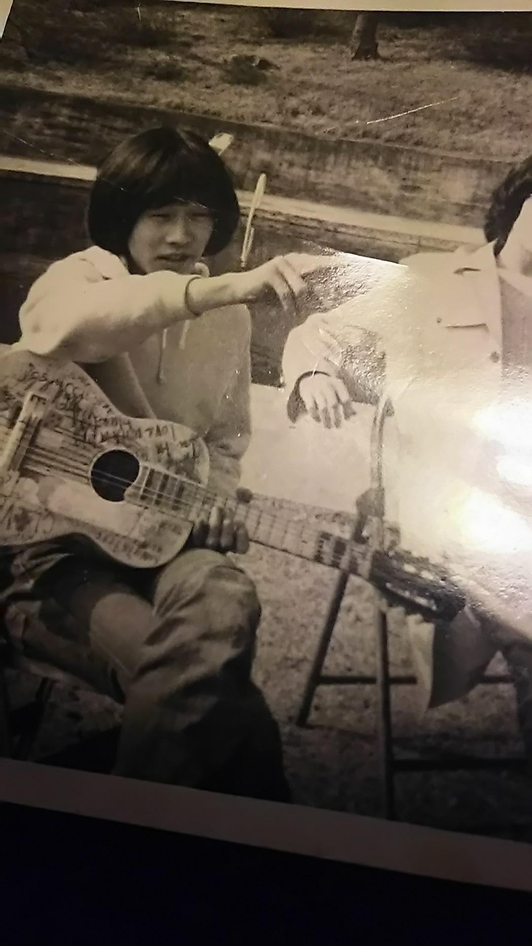 忌野 清志郎さんとギター