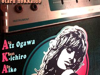 ATZ OGAWA/AKA LIVE@BONZ