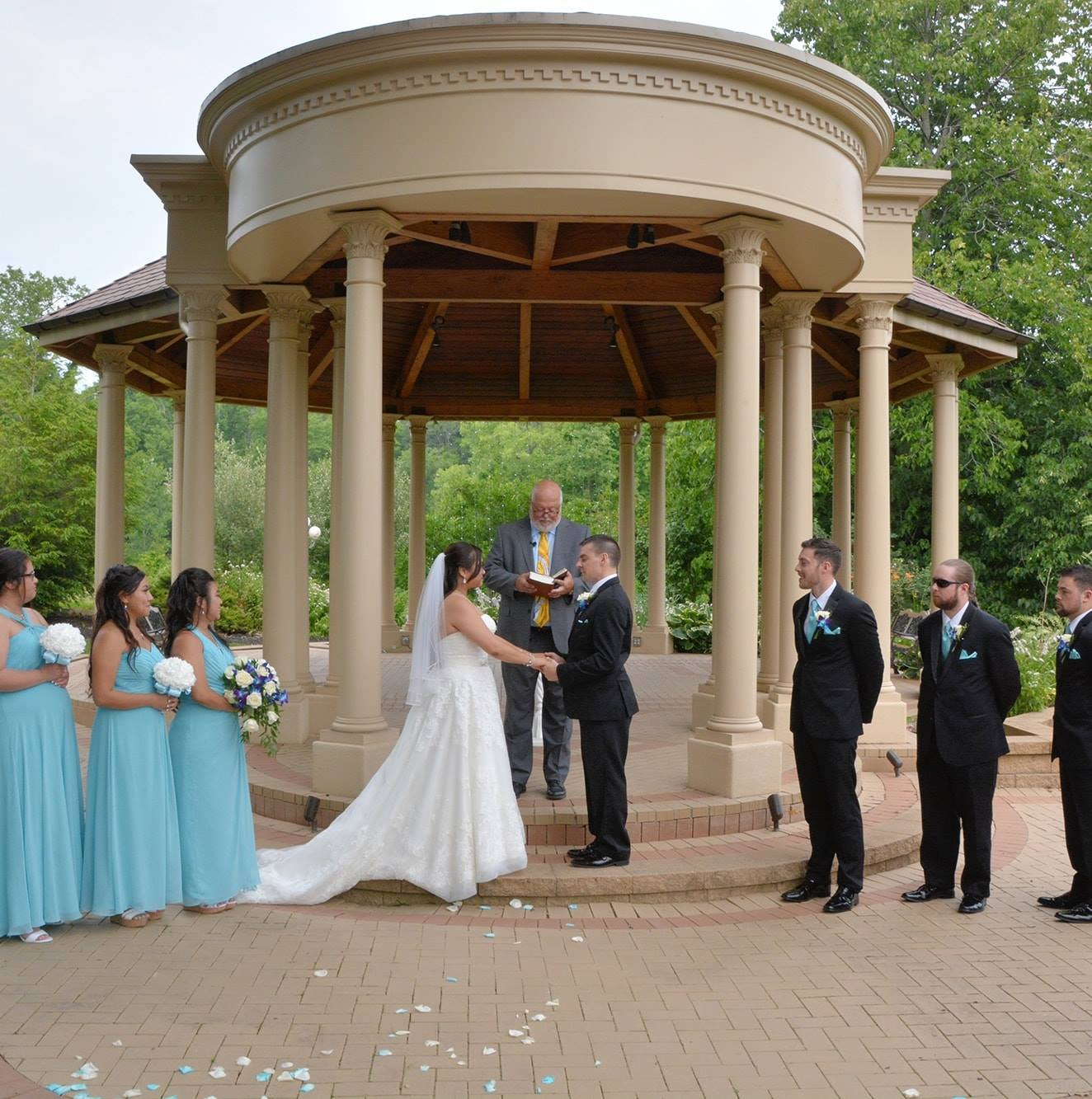 Outdoor Wedding Venues In Ohio: Caro's Party Center 2777 PEARL RD MEDINA, OH 44256