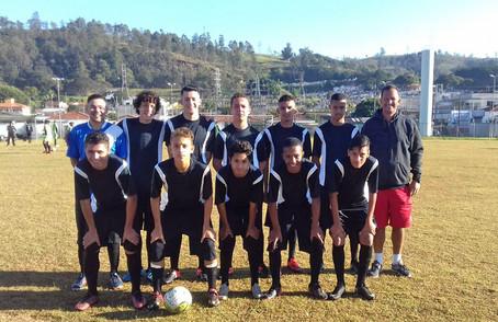 Futebol de Holambra tem bom desempenho nos Jogos Desportivos do Circuito das Águas