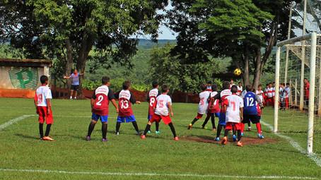 A bola rola pela Copinha de Futebol de Base a partir de terça (11), em Holambra