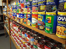 food pantry inventory