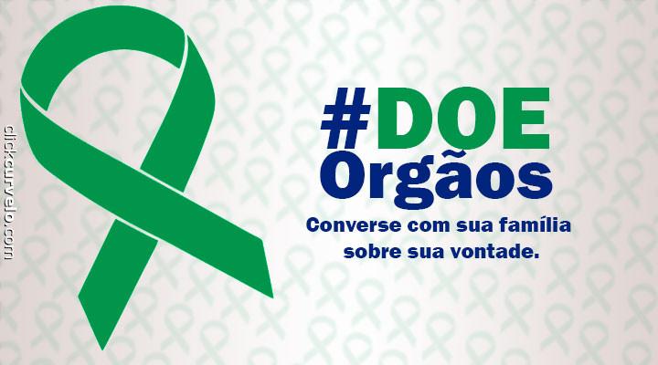 Dia Nacional da Doação de Órgãos marca importância dos transplantes