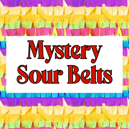 Mystery Sour Belts