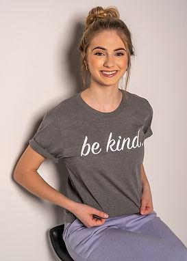 Be Kind - Comfy Tee - By Whole Kindness
