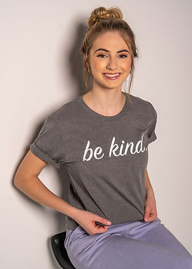 Be Kind - Comfy Tee - By Whole Kindness