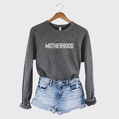 Motherhood - Comfy Sweatshirt - By Whole Kindness