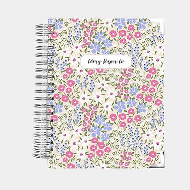 Floral Blanket | The Ultimate Academic Planner