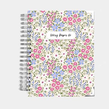 Floral Blanket | Ultimate Weekly Planner | 12 Month