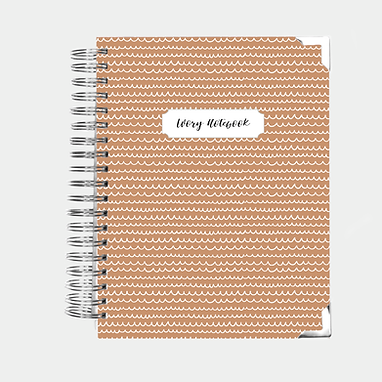 Notebook | Tan Scribbles
