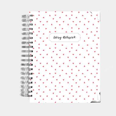 Notebook | Hearts
