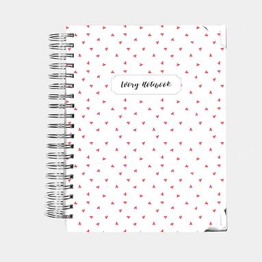 Notebook   Hearts