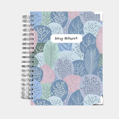 Notebook | Winter Trees