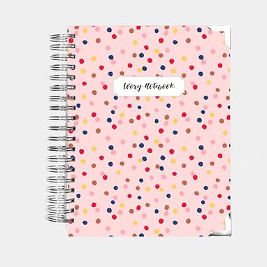 Notebook   Confetti