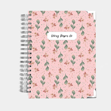 Pretty Pink | The Ultimate Academic Planner