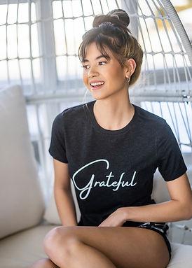 Grateful - Comfy Sweatshirt