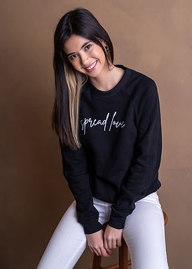 Spread Love - Comfy Sweatshirt - By Whole Kindness