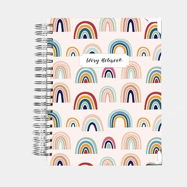 Notebook   Rainbow