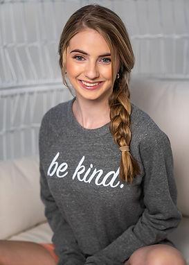 Be Kind - Comfy Sweatshirt - By Whole Kindness