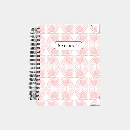 Pink Lemon Slice | Weekly Planner (12 Months)