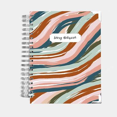 Notebook | Desert Wave