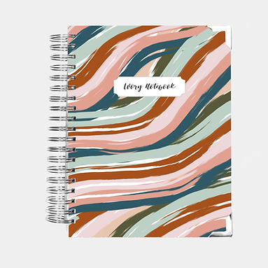 Notebook | Desert Wave